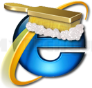 Cleaning Internet Explorer