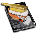 Hard disk cleaning